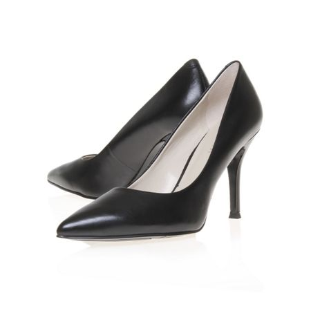 Nine West Flax pointed court shoes