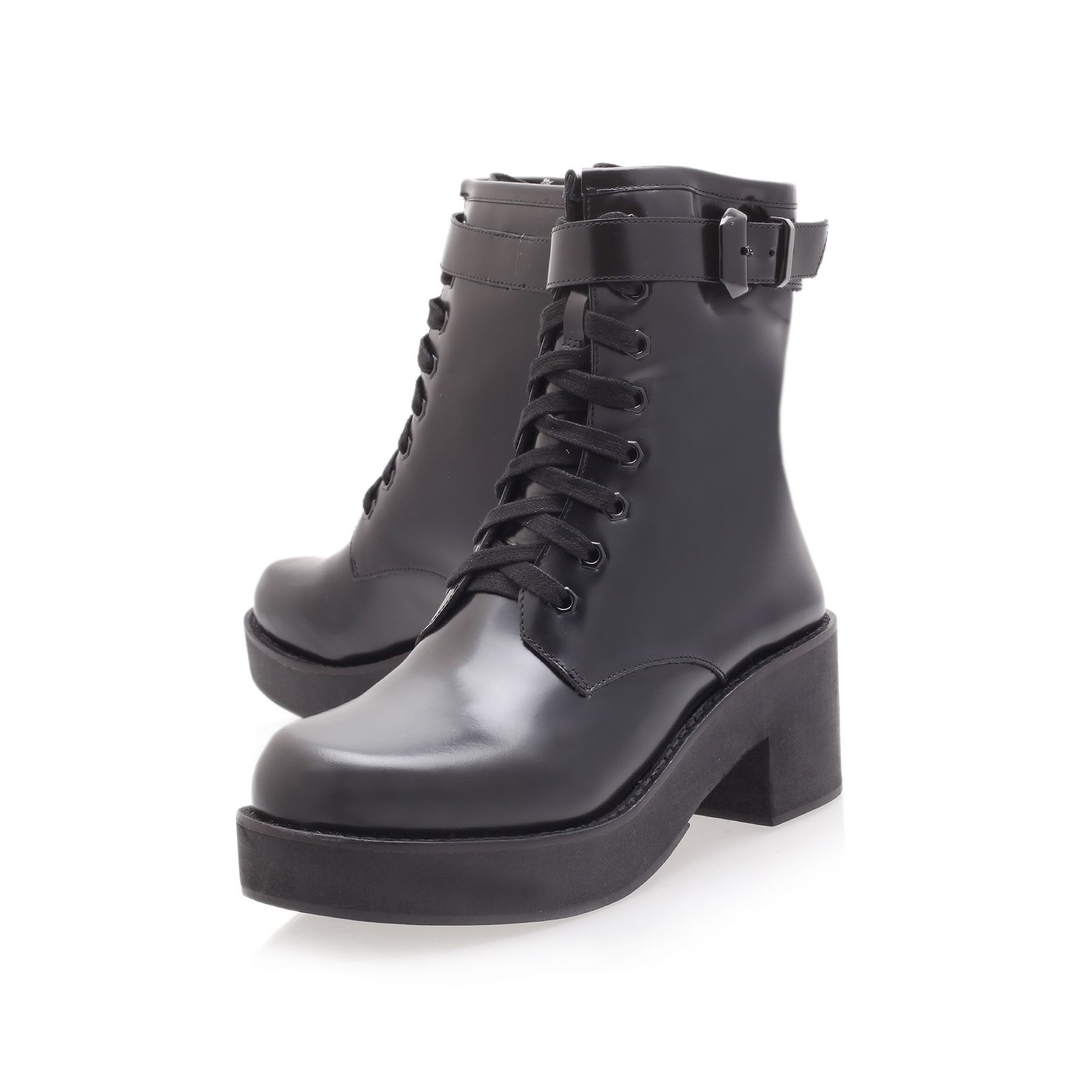 Utopia lace-up boots
