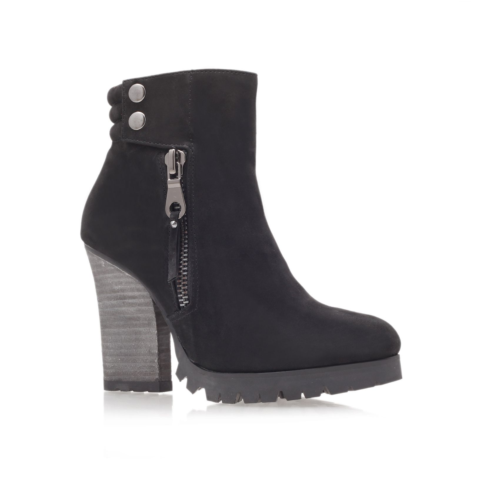Shock ankle boots