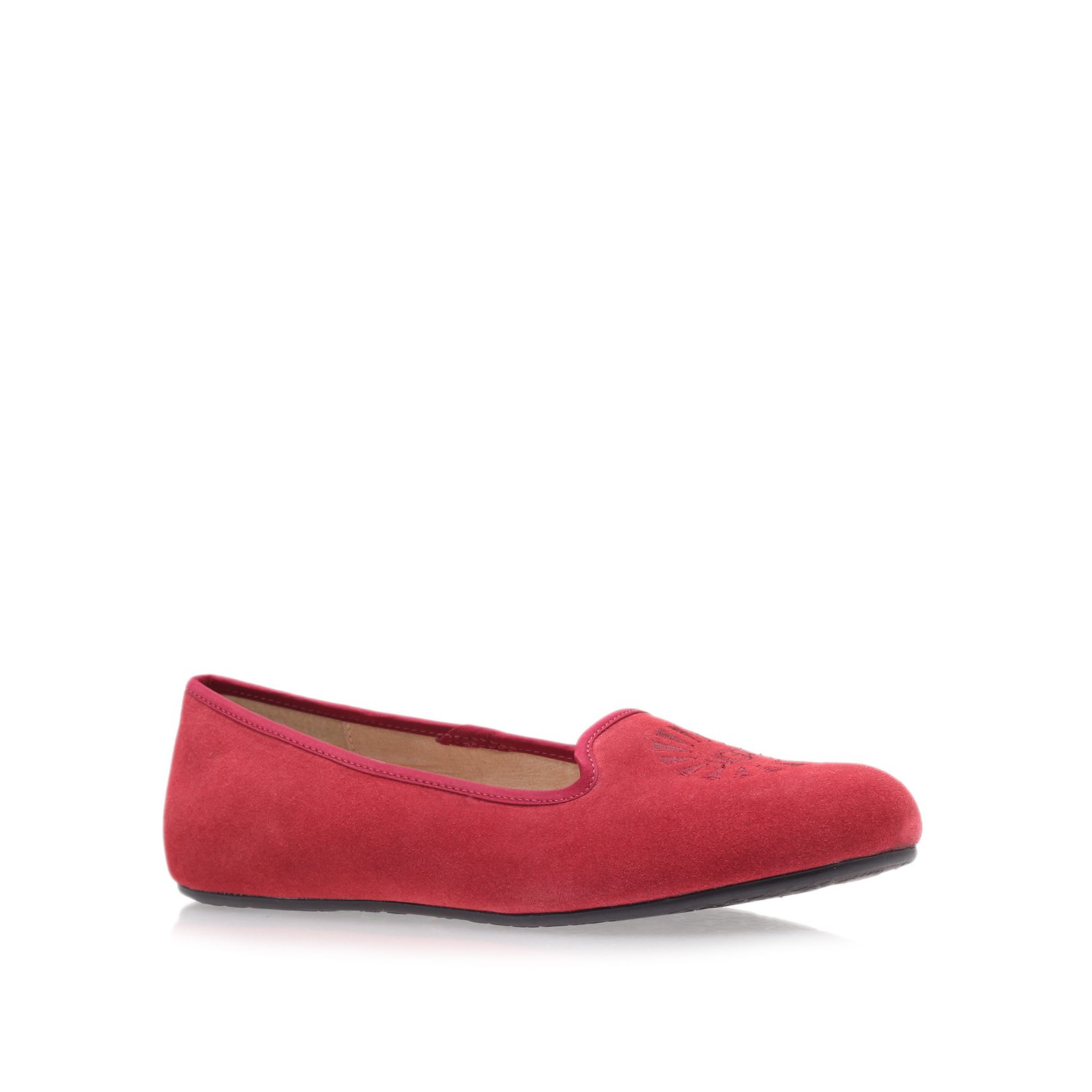Alloway ugg suede slip-on shoes