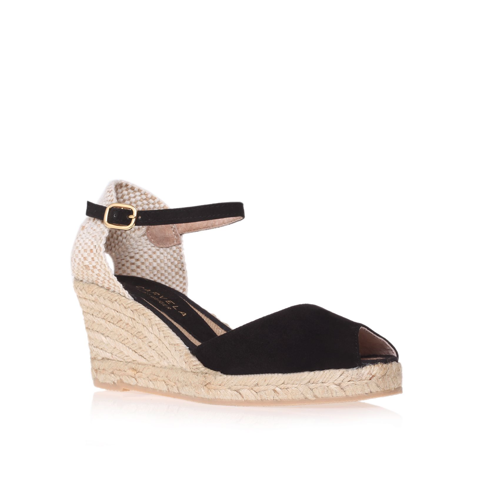 Key espadrille shoes