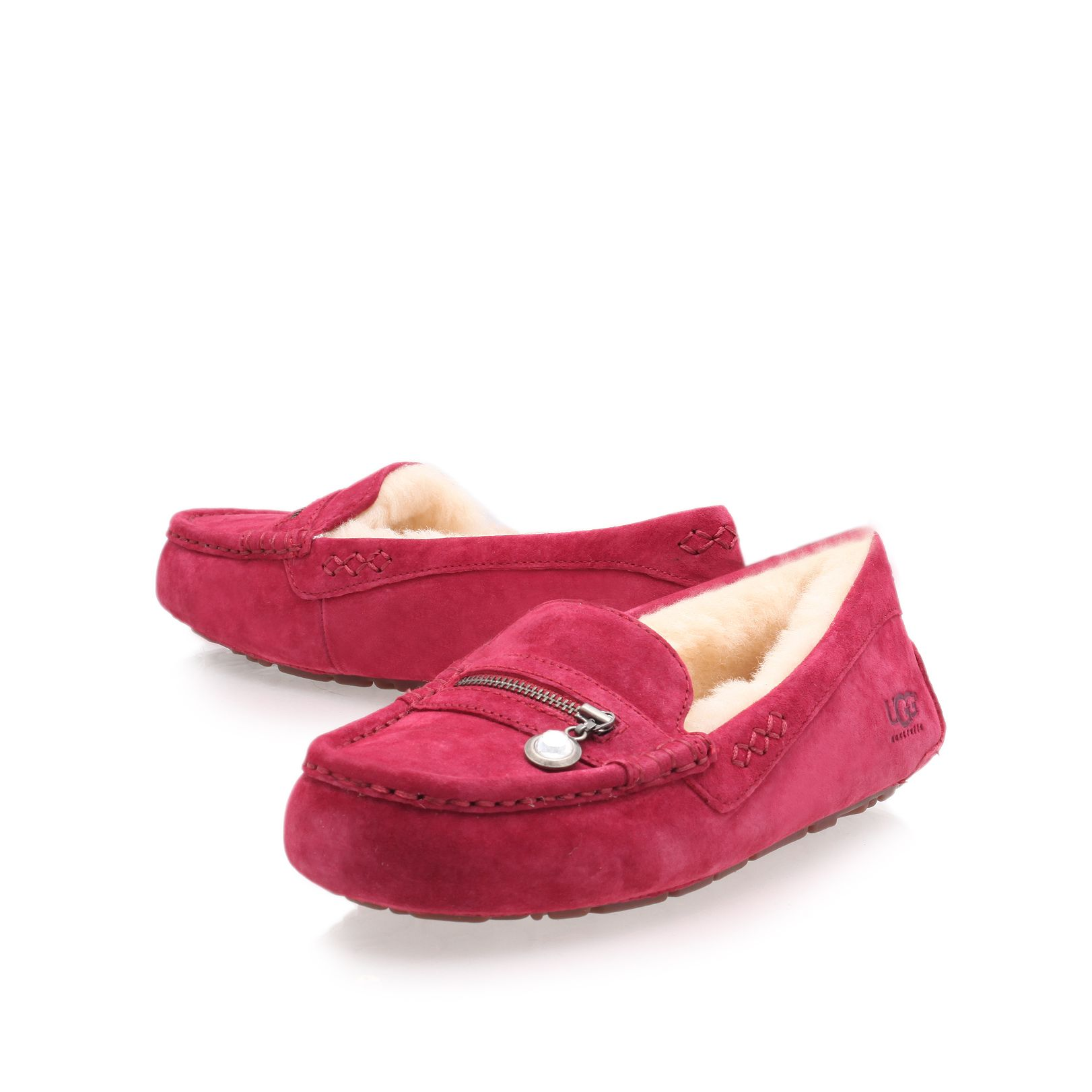 Ansley charm slippper shoes