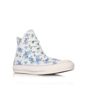Converse Floral Trainer