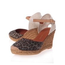 Monty wedge espadrille shoes