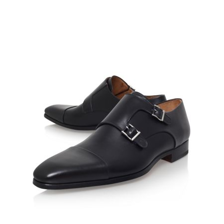 Magnanni Half rs tc double monk shoe