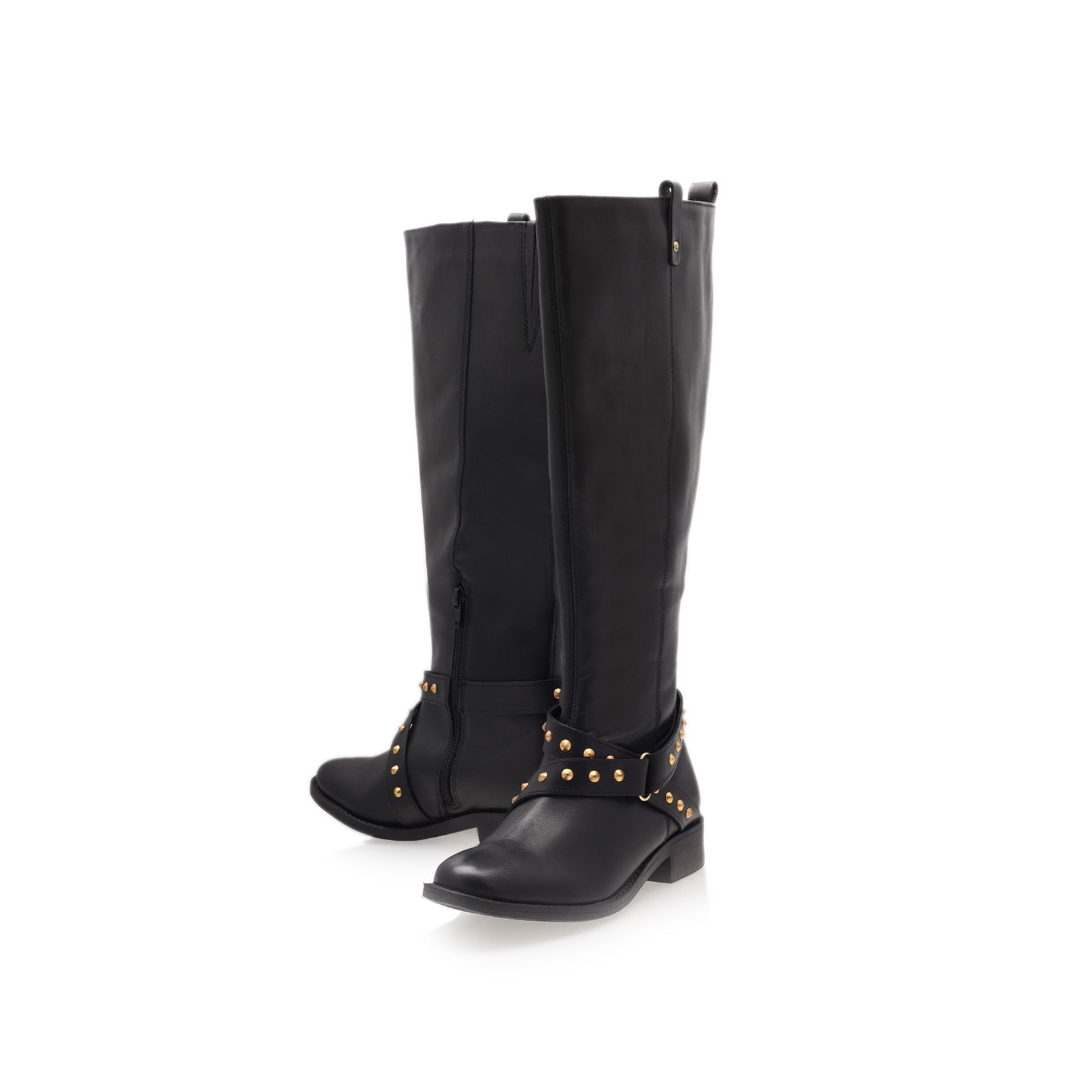 Bridie knee high boots