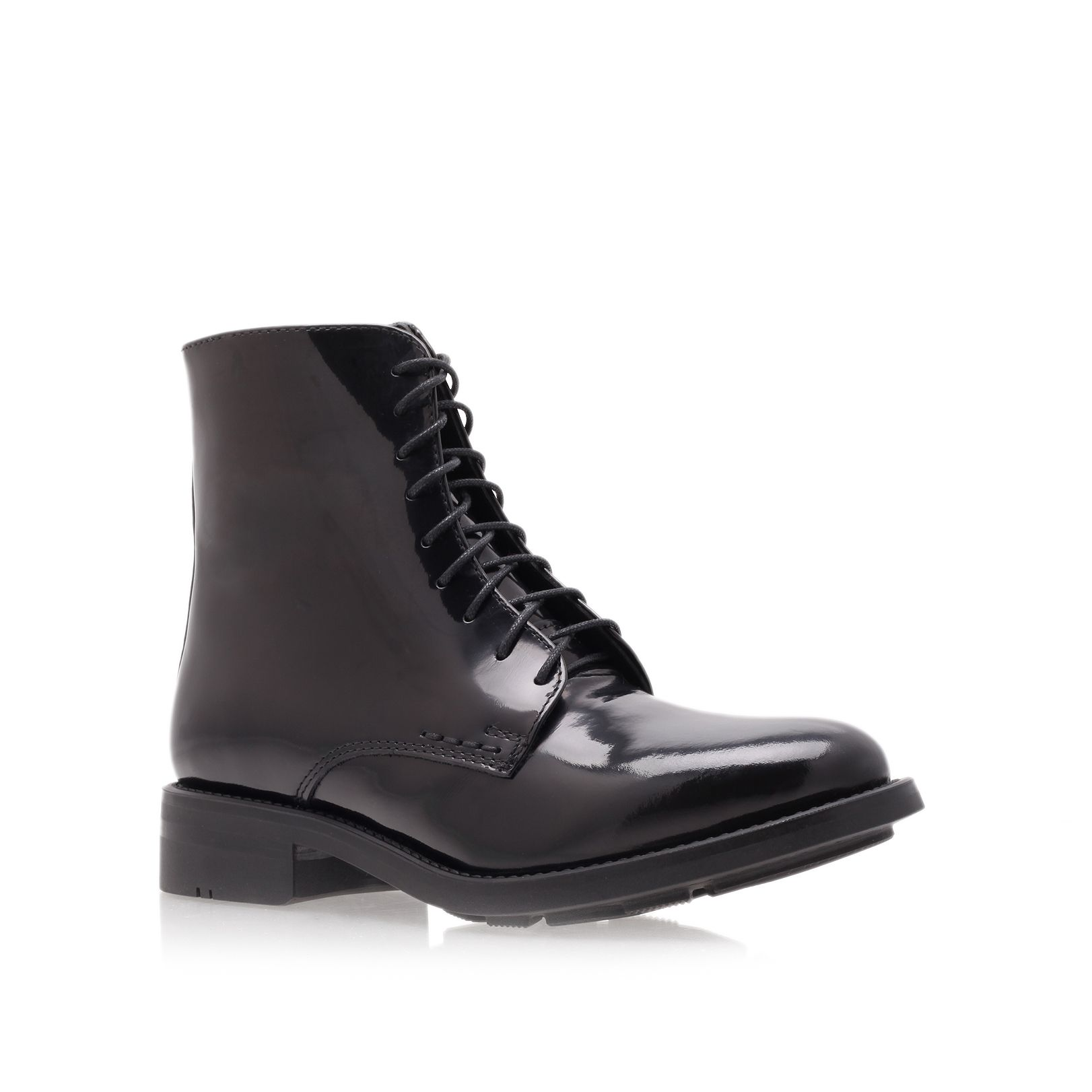Spencer lace up boots