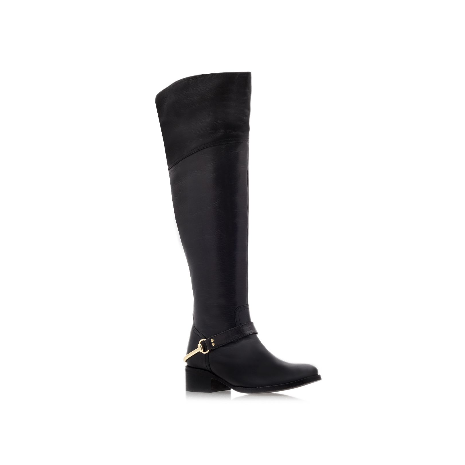 Water low heel riding boots