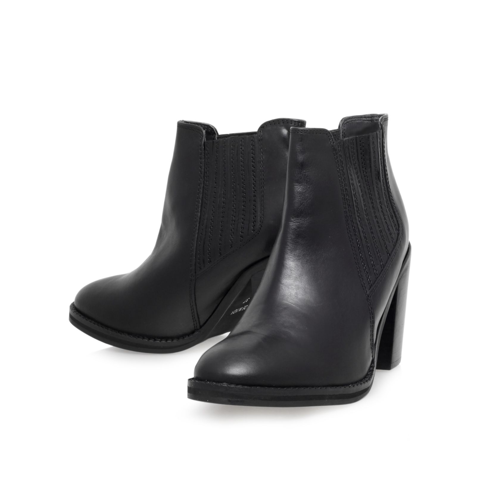 Tally high heel ankle boots