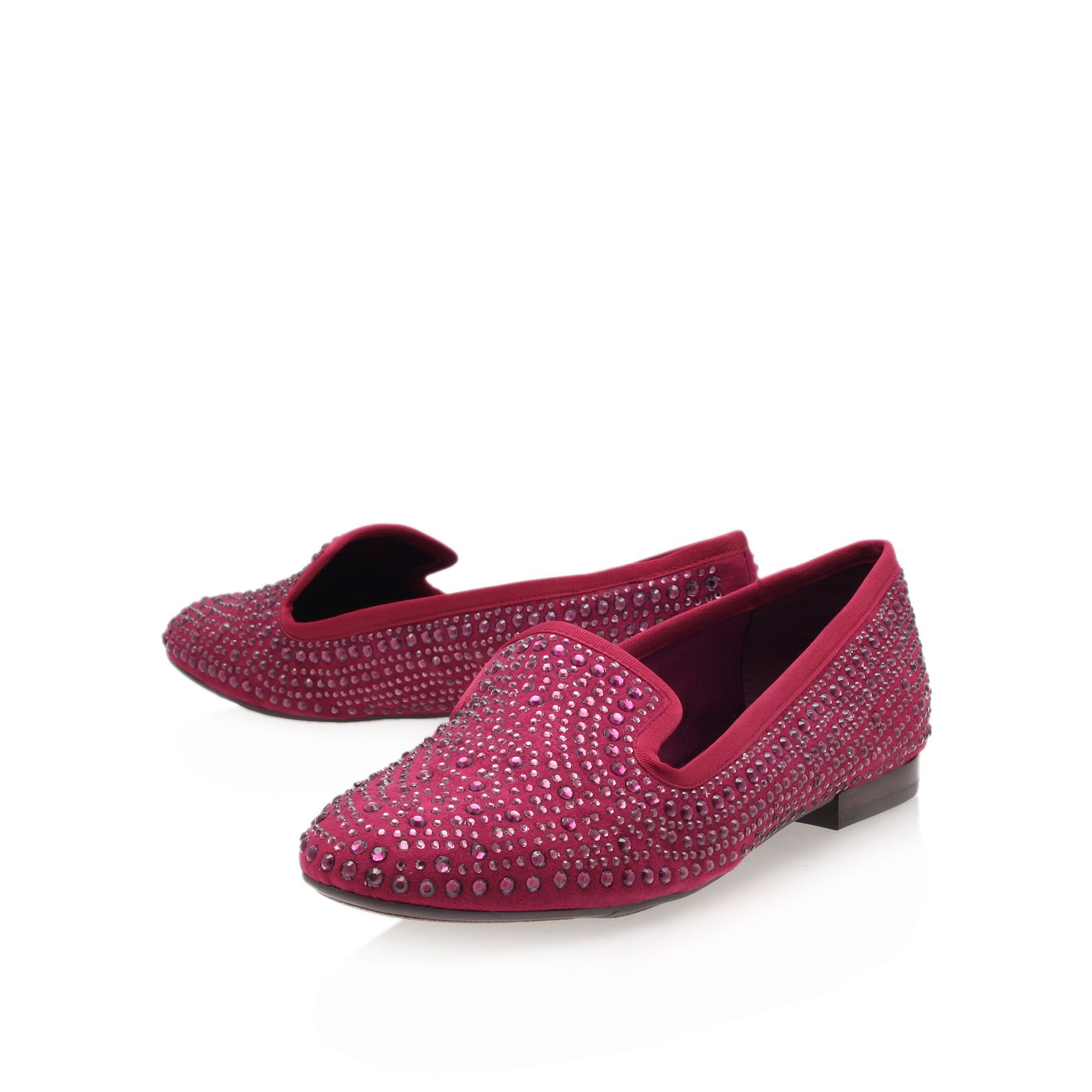 Lovemi flat embellished slipper shoes