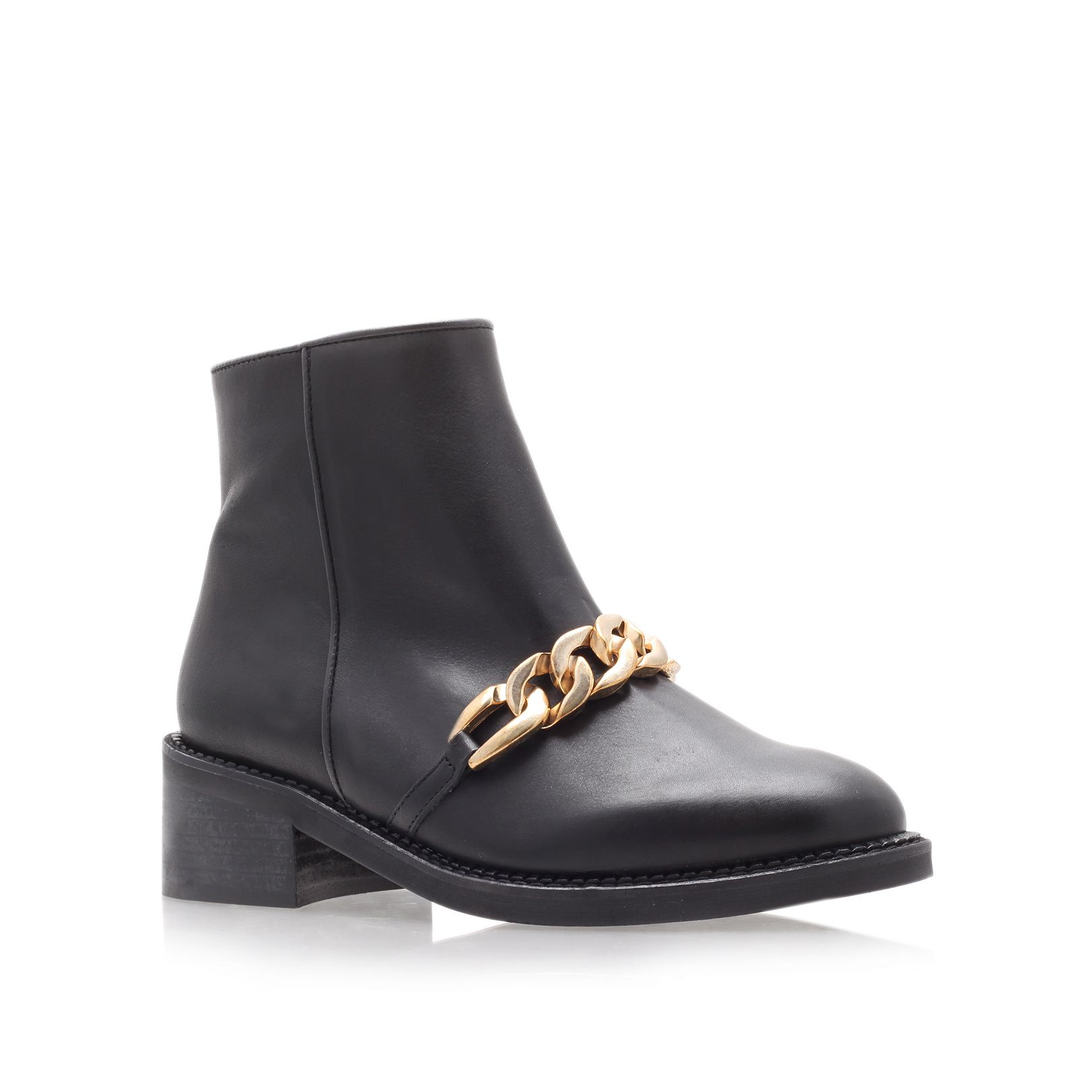 Strike ankle boots