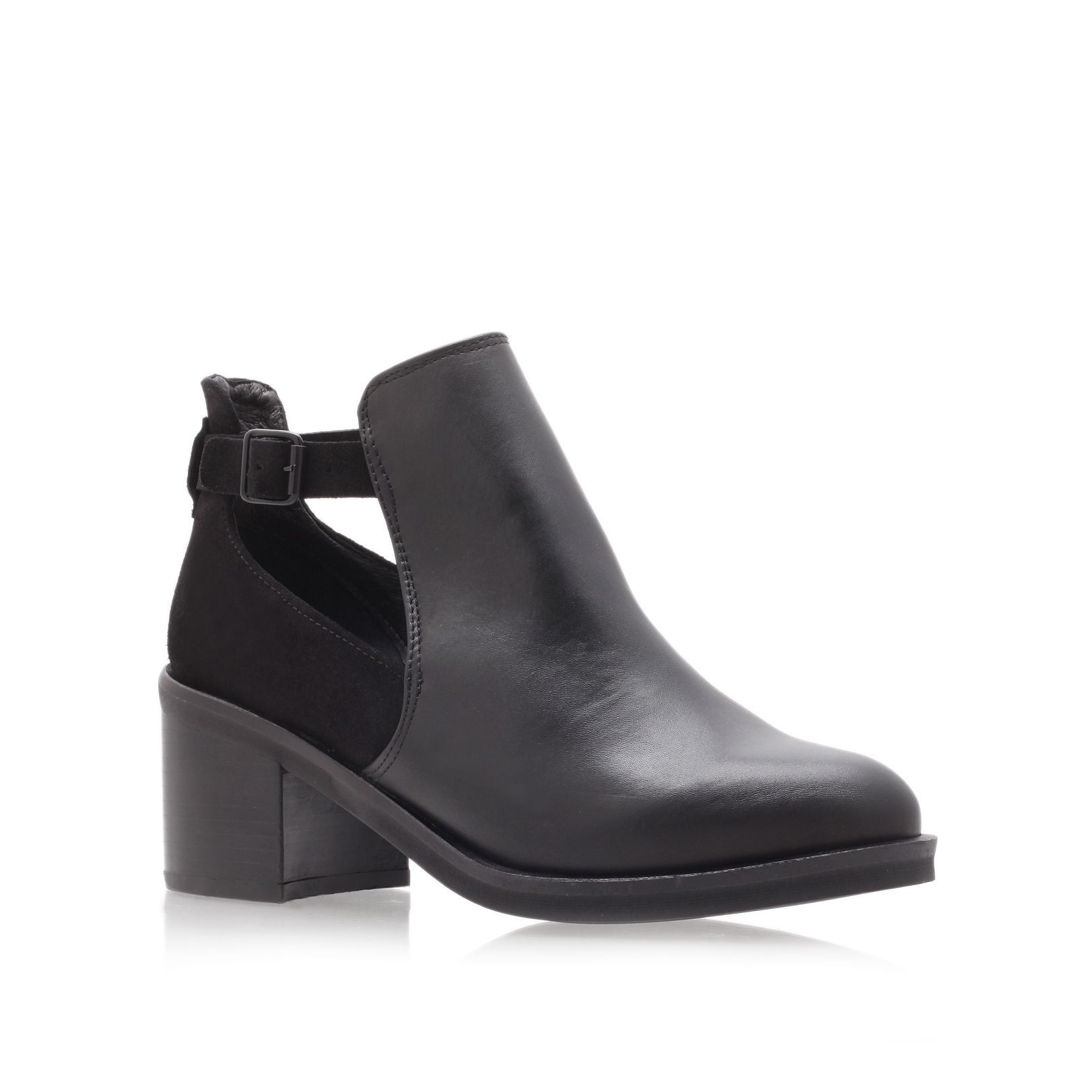 Split ankle boots