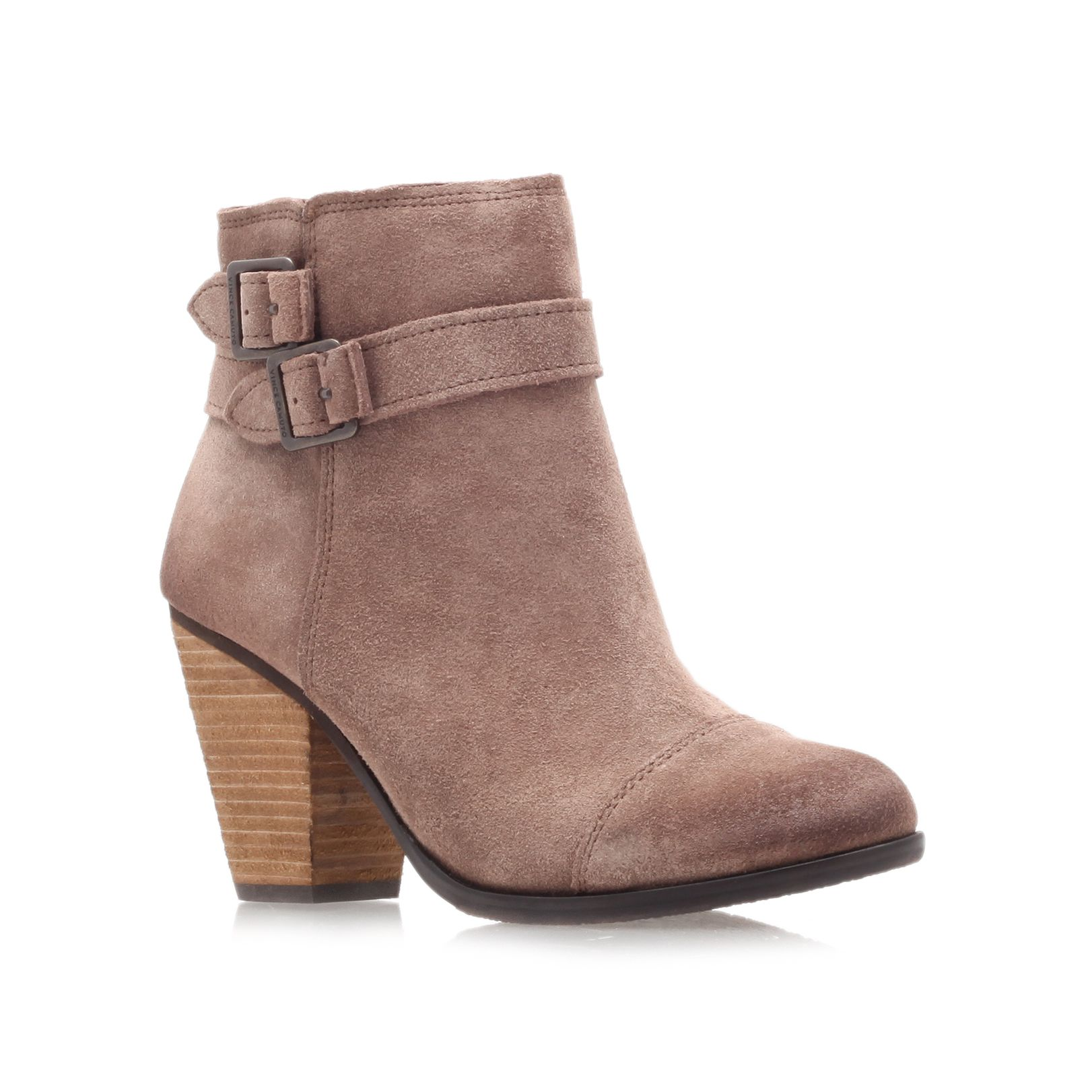 Hasia high heel ankle boots