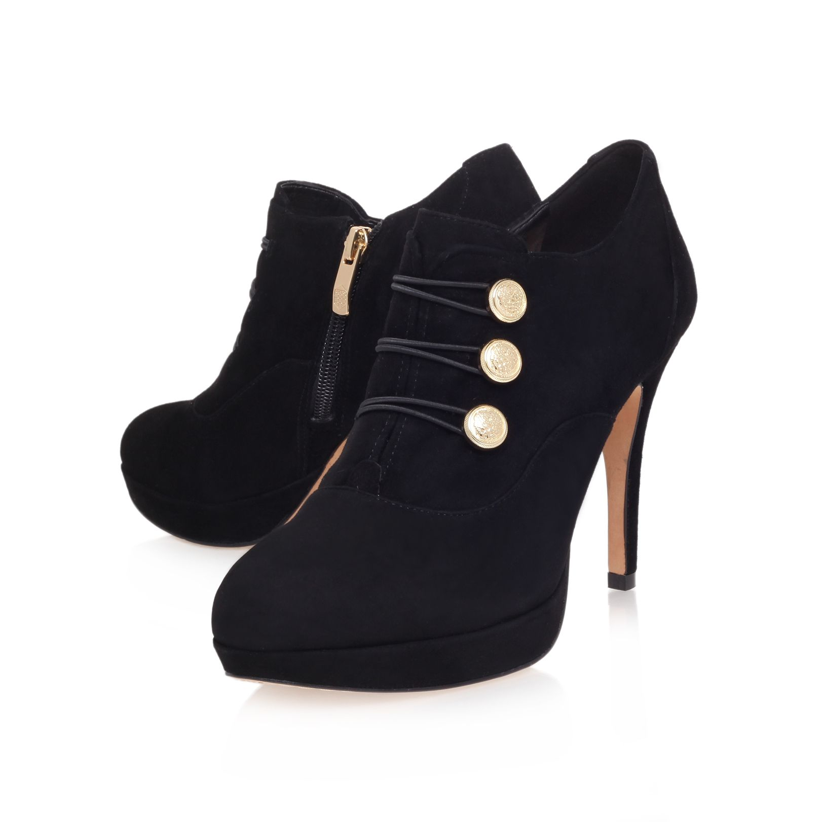 Elizah high heel shoe boots