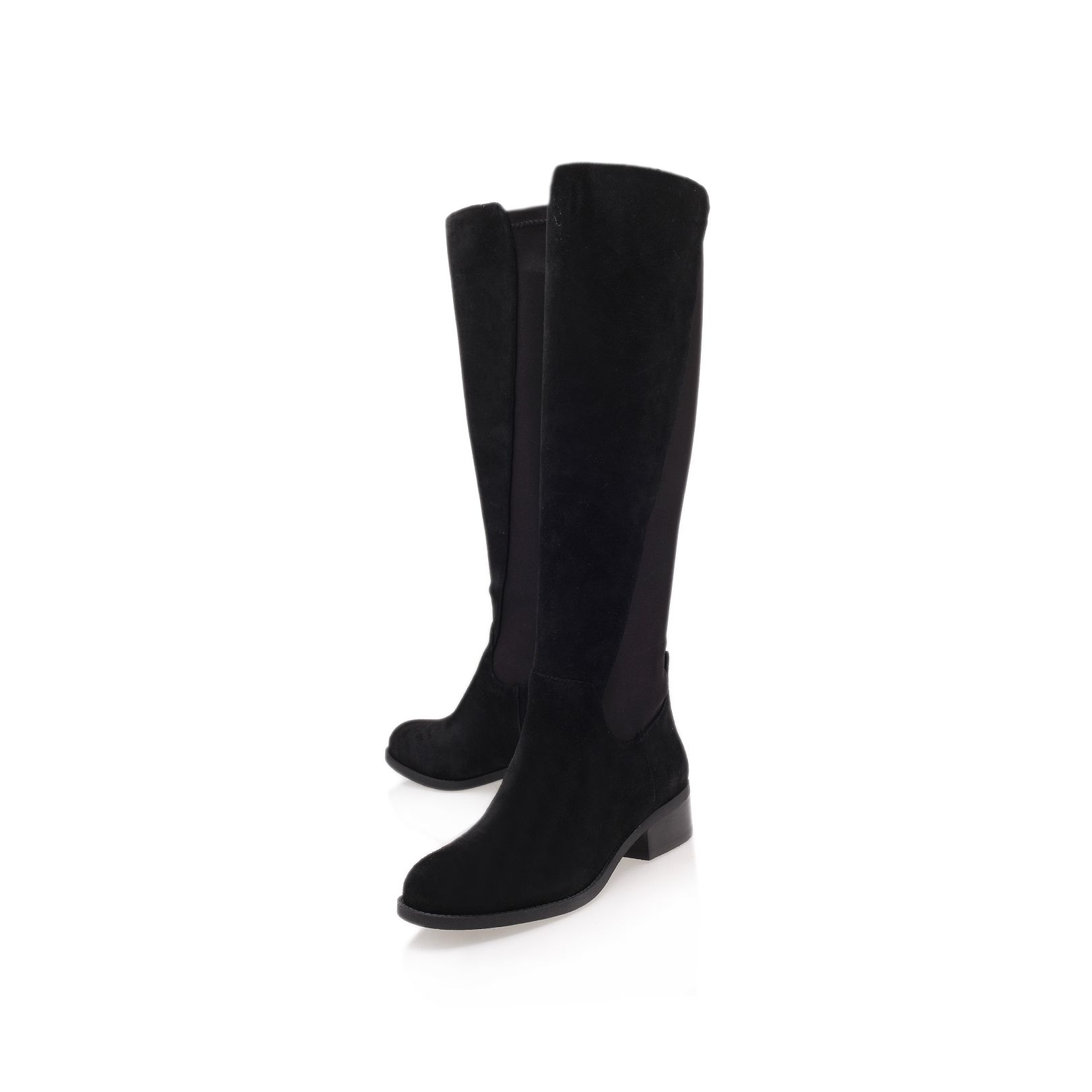 Partay flat knee high boots