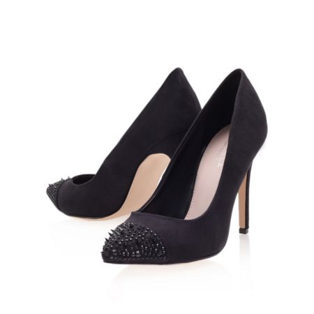 Carvela Lacey high heel court shoes