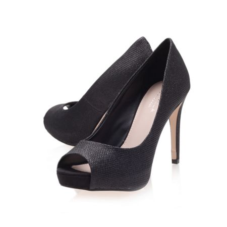 Carvela Lara peep toe shoes