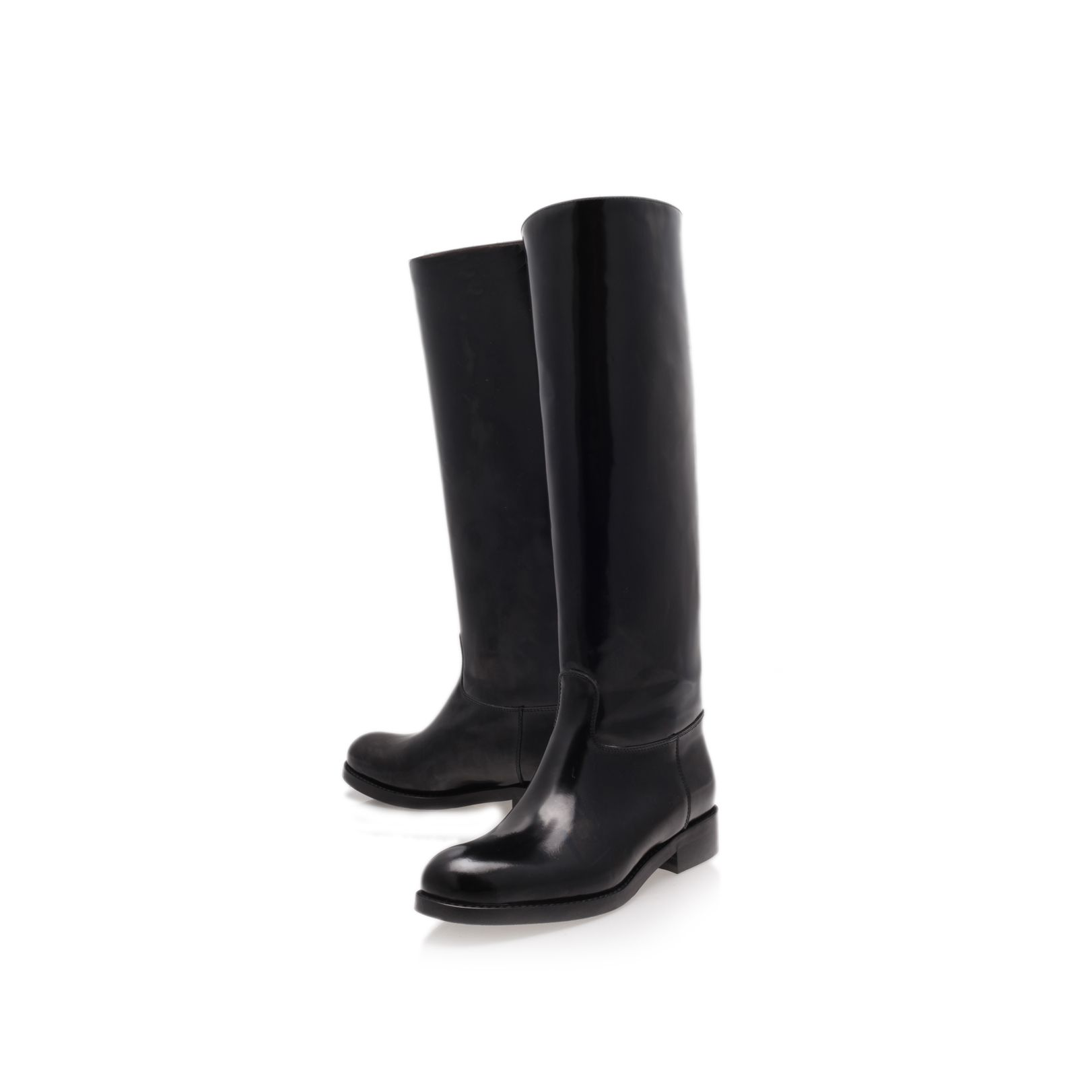 Shaftesbury knee boots