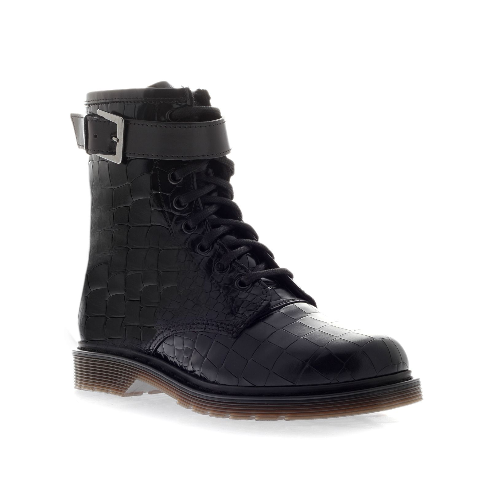 Steell lace up boots
