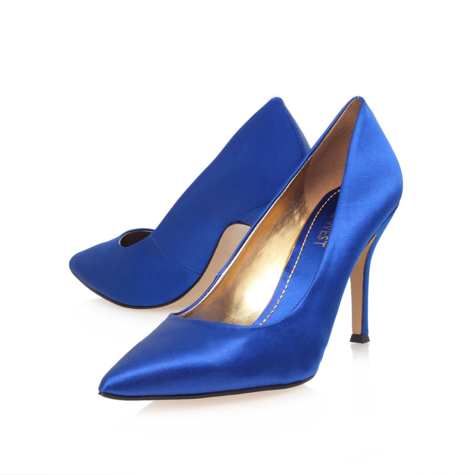 Flax22 high heel court shoes