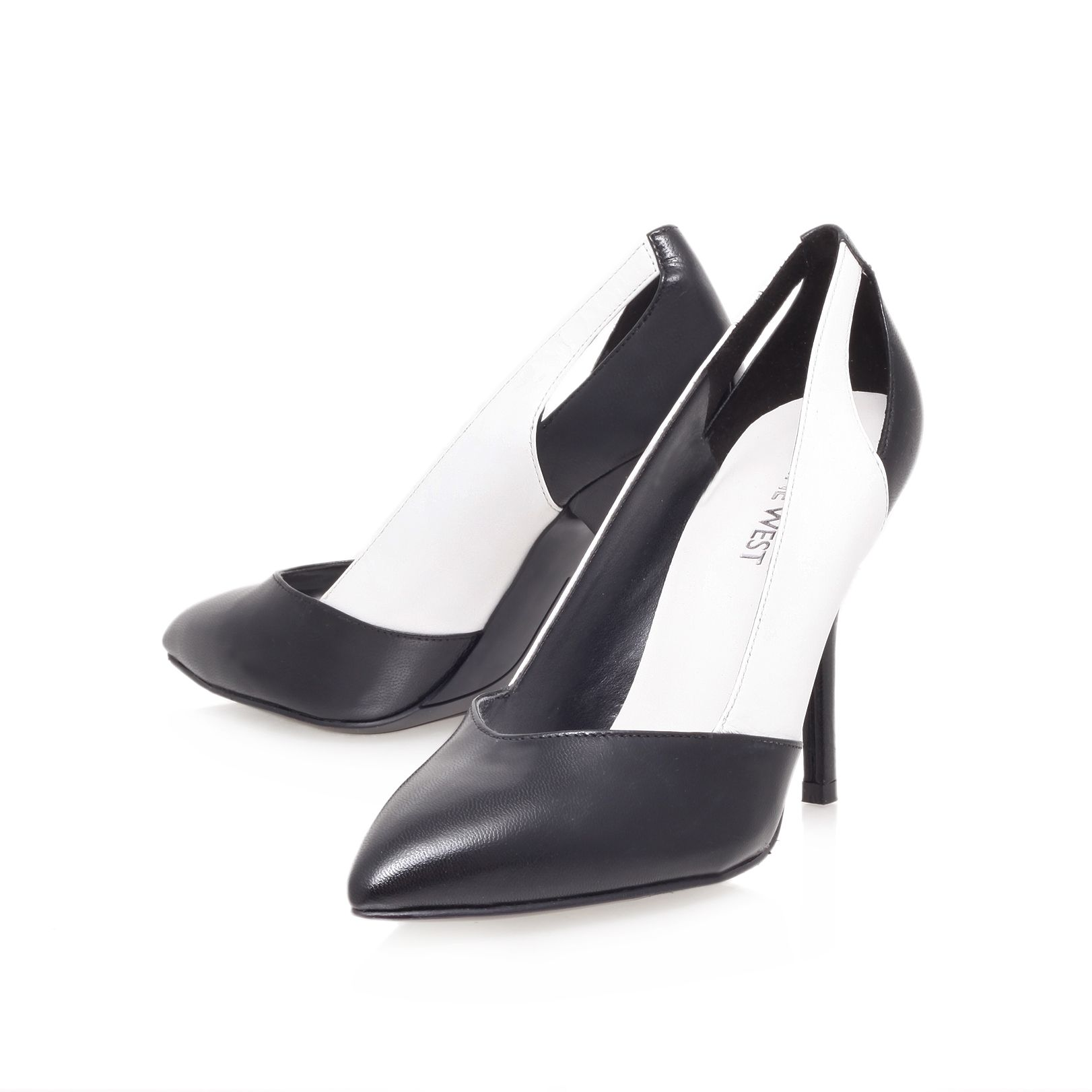 Juana high heel court shoes