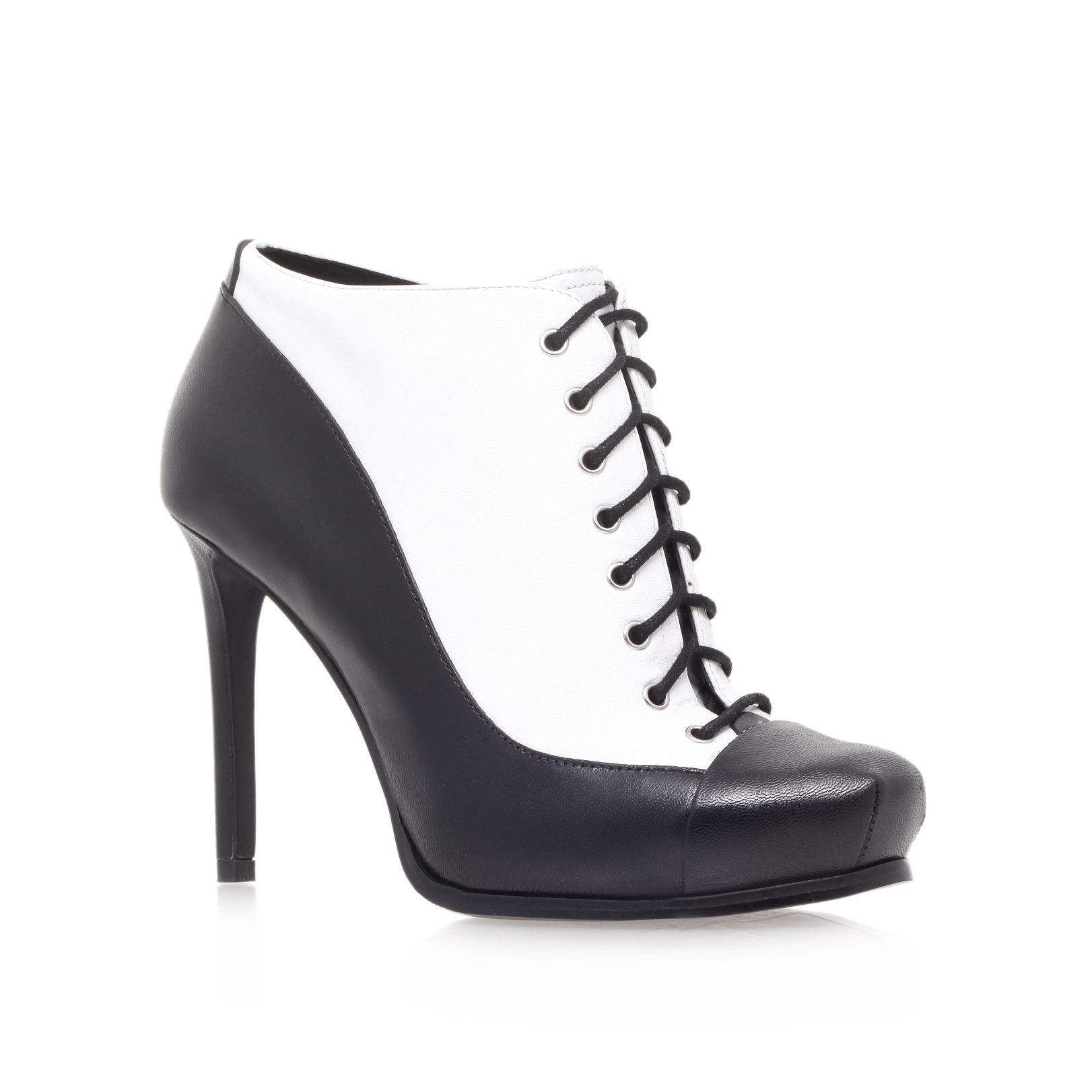 Oliviana high heel ankle boots