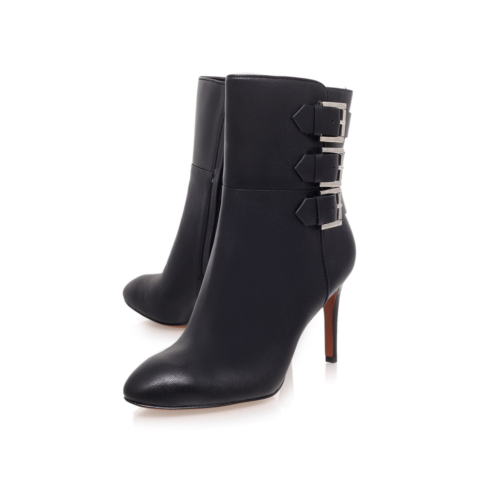 Petti high heel ankle boots