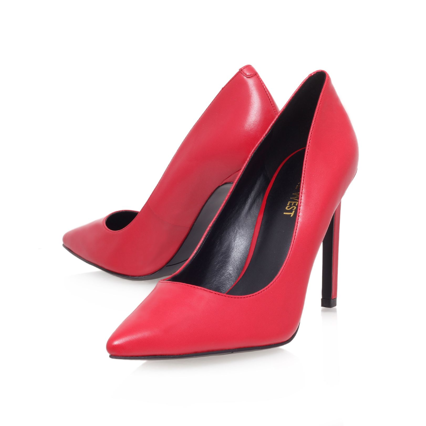 Tatiana high heel court shoes