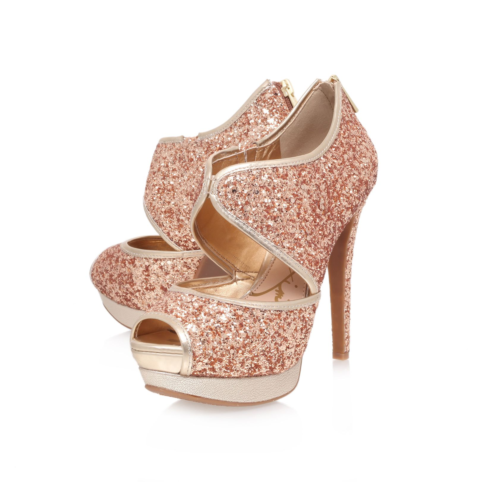 Smashh high heel platform shoes