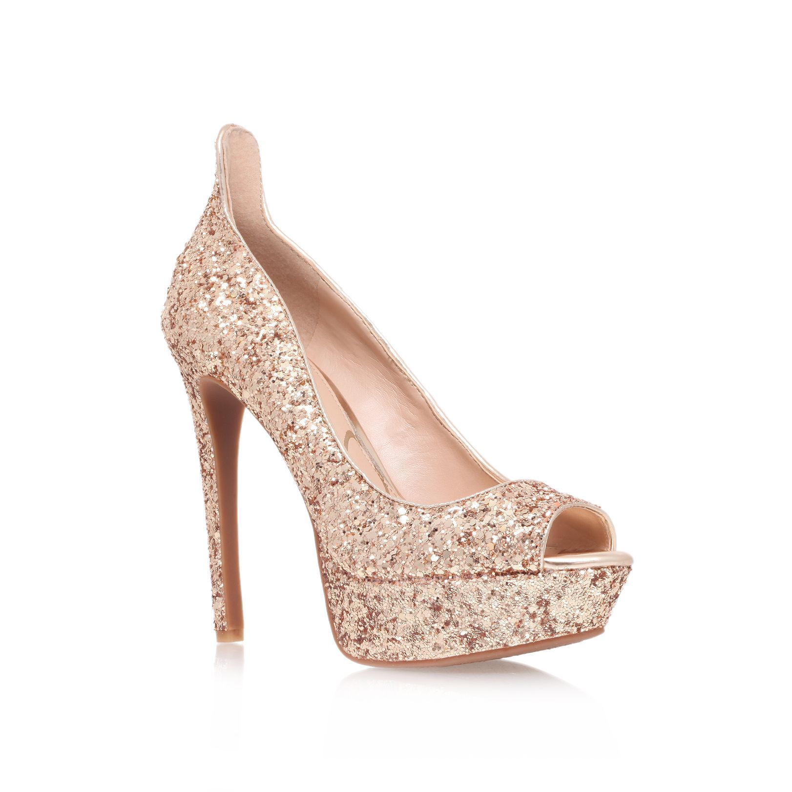 Denicia2 high heel court shoes