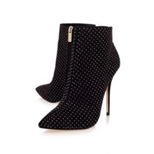 Gamble high heel ankle boots