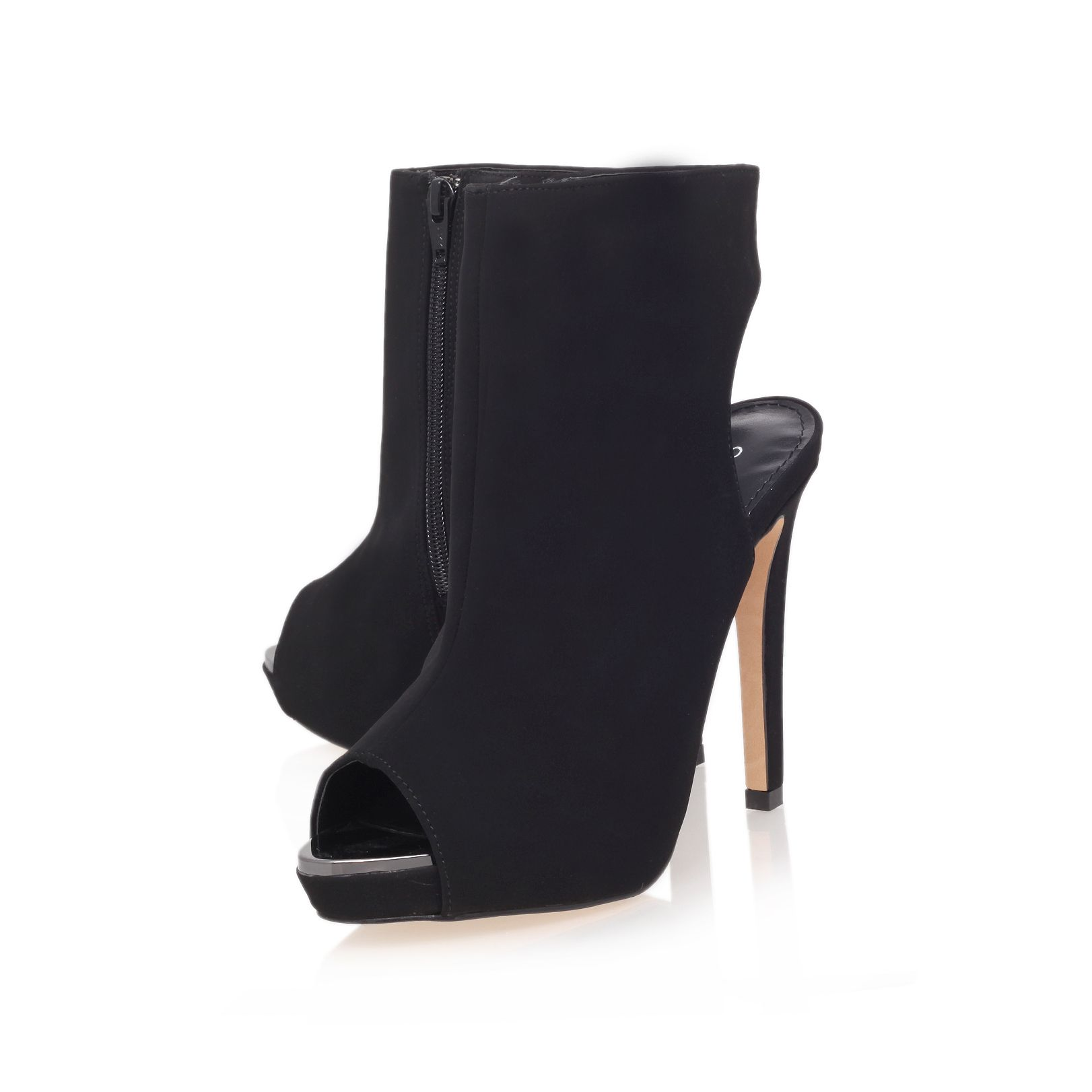 Game high heel occasion boots