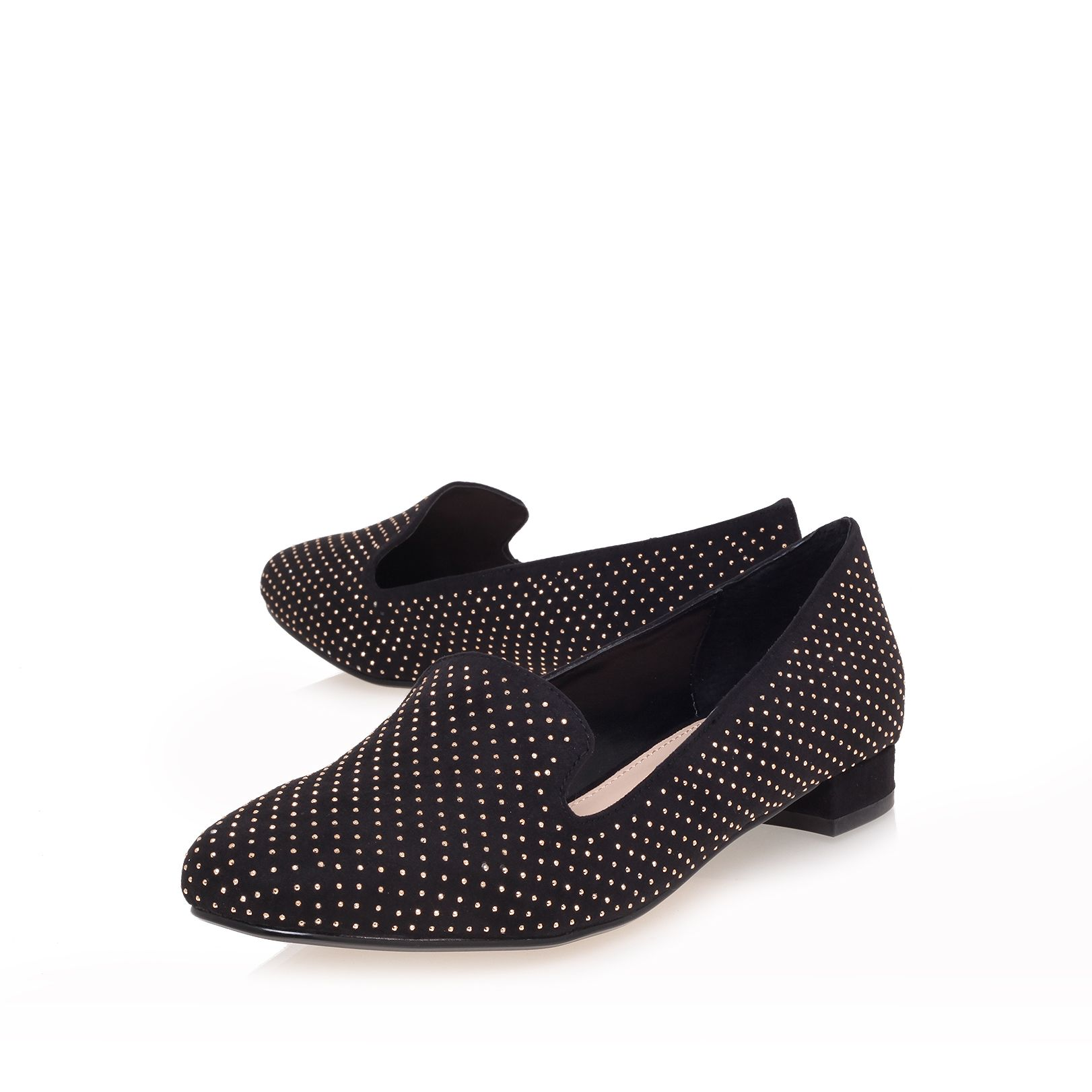 Linseed flat slipper shoes