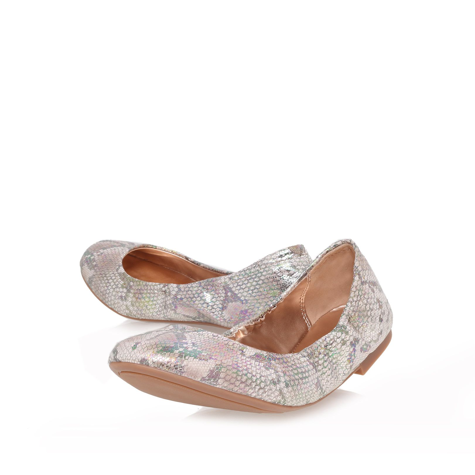 Andheart3 flat shoes