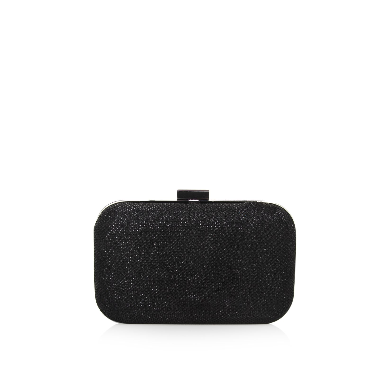 Darcy box clutch bag