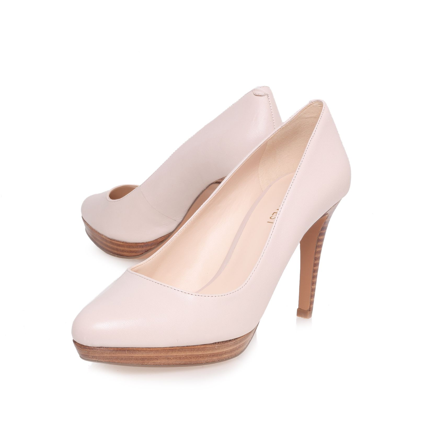 Beautie20 high heel court shoes