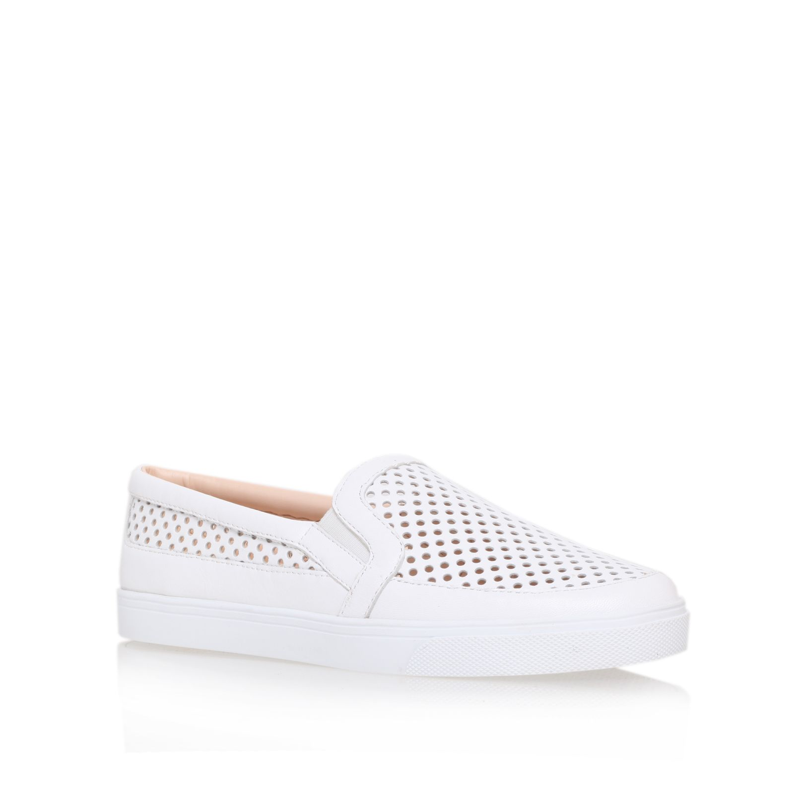 Brodie flat low top trainers