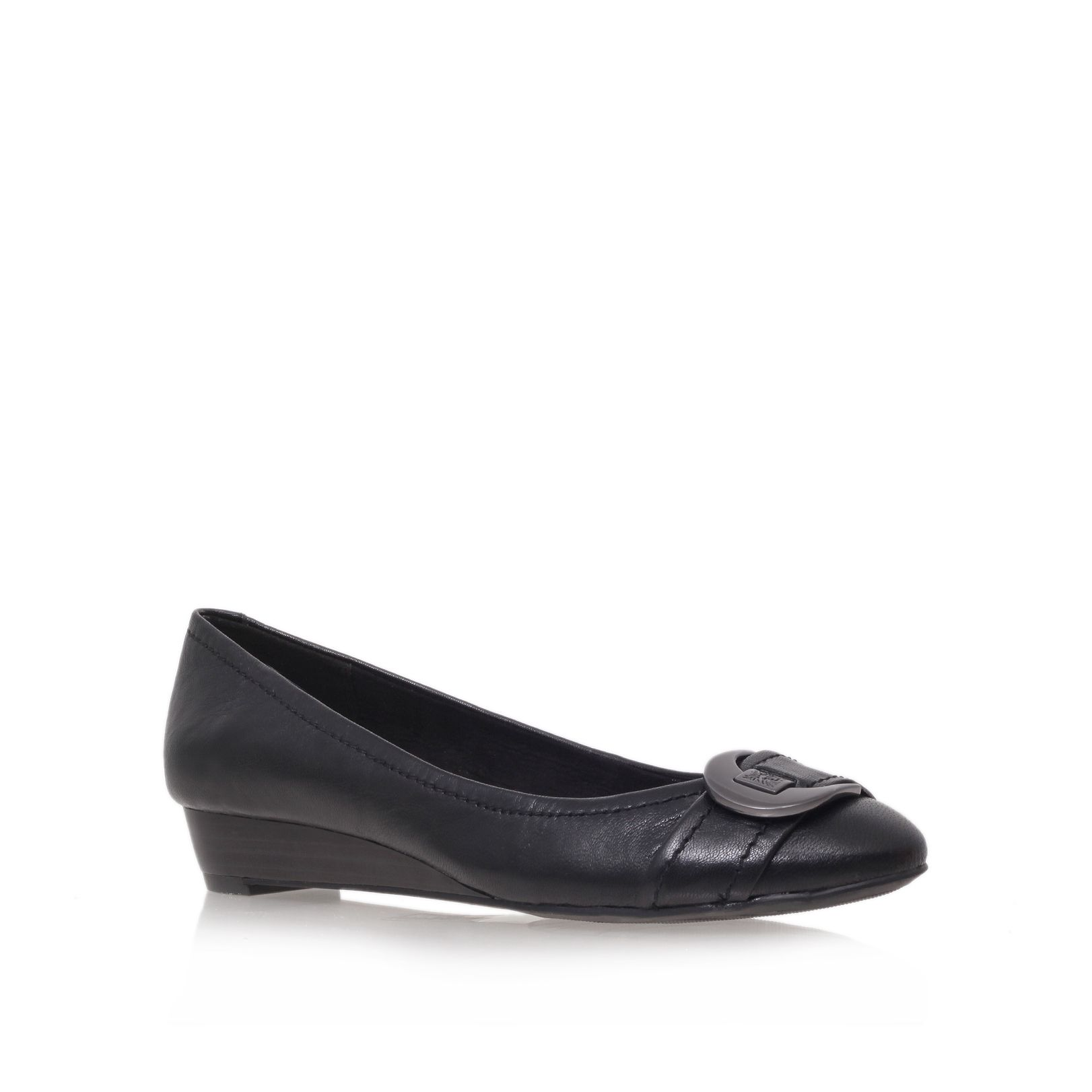 Ruthie low heel loafer shoes