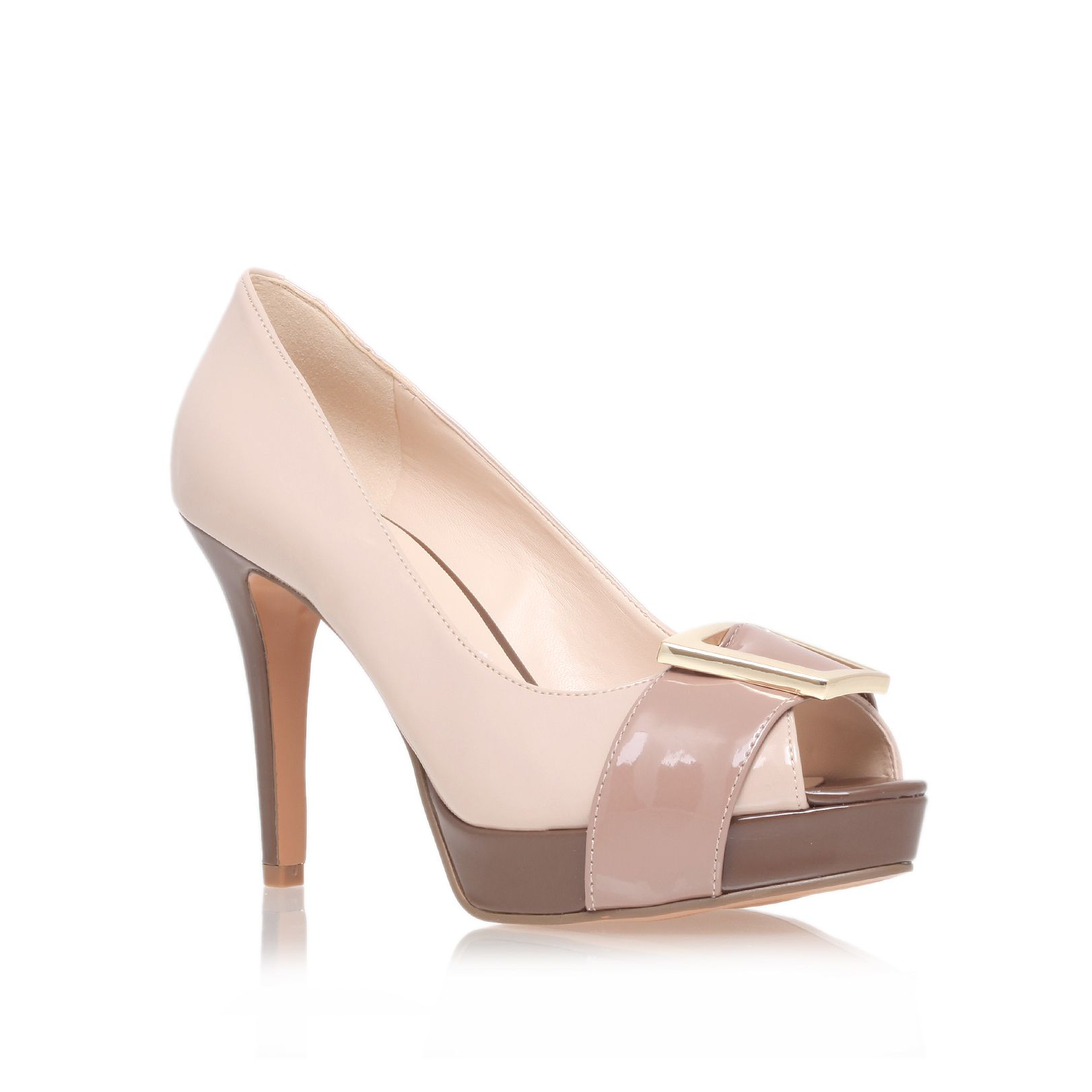 Cassilina high heel court shoes