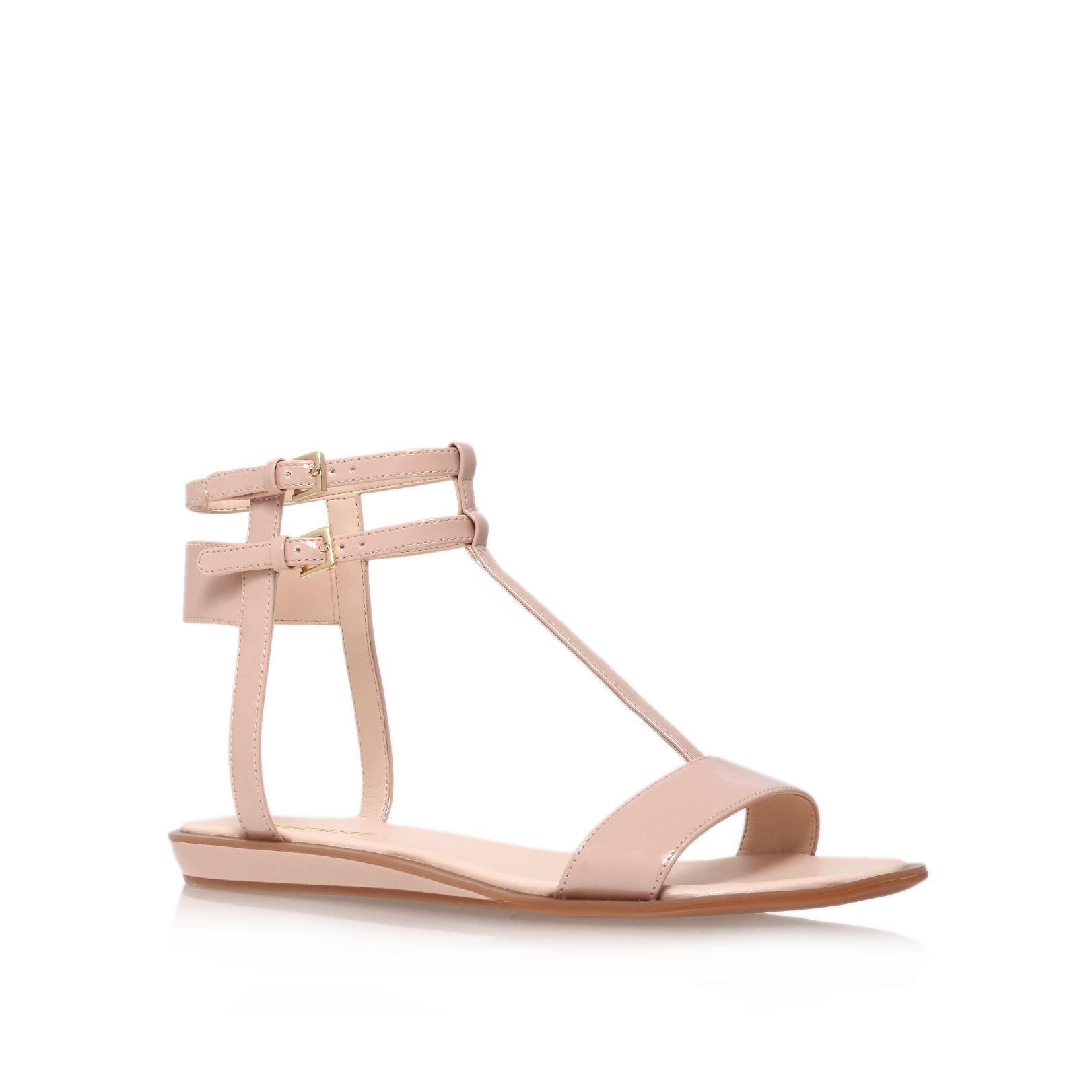 Veronique3 flat sandals