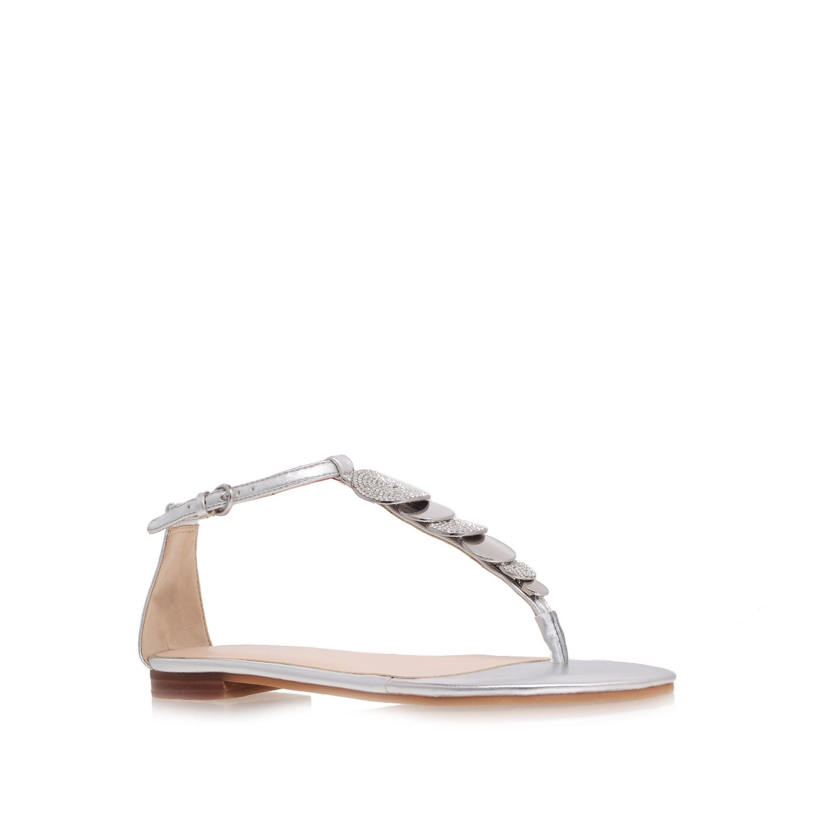 Zacharia3 flat t-bar sandals