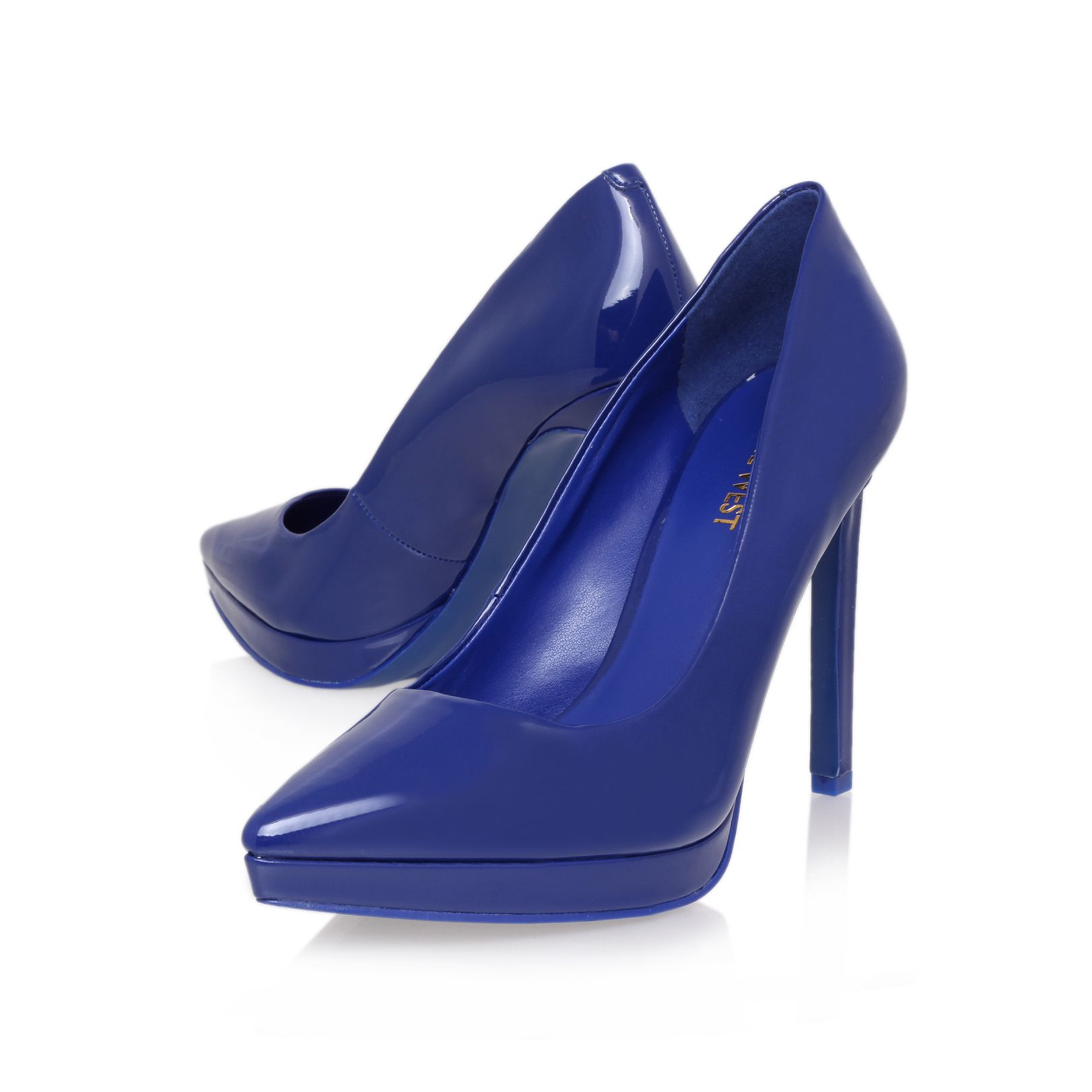 Violet3 high heel court shoes