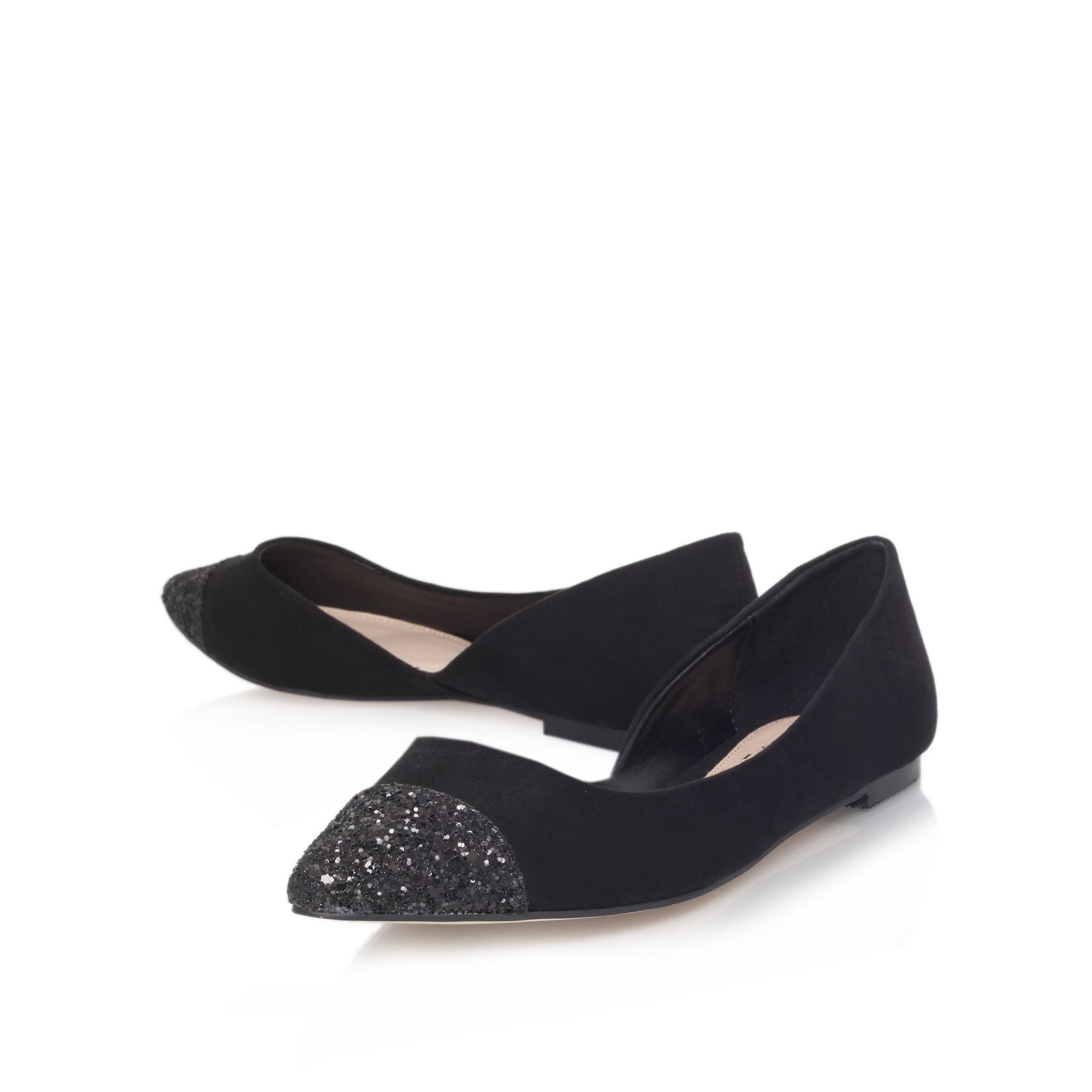 Grace flat slipper shoes