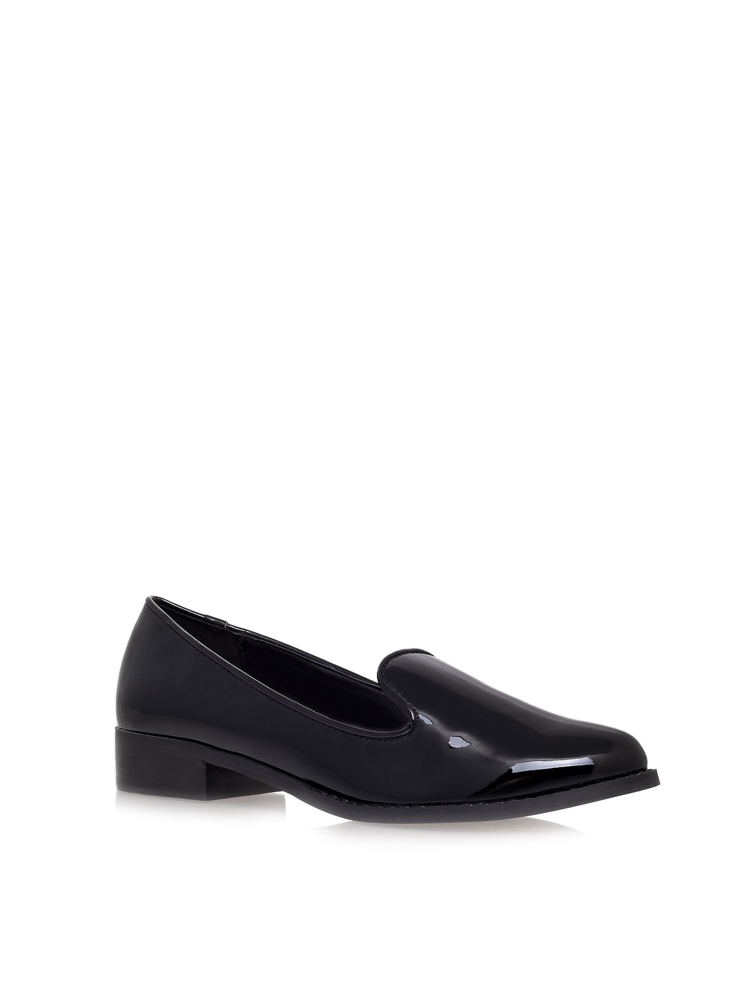 Neptune low heeled slip ons