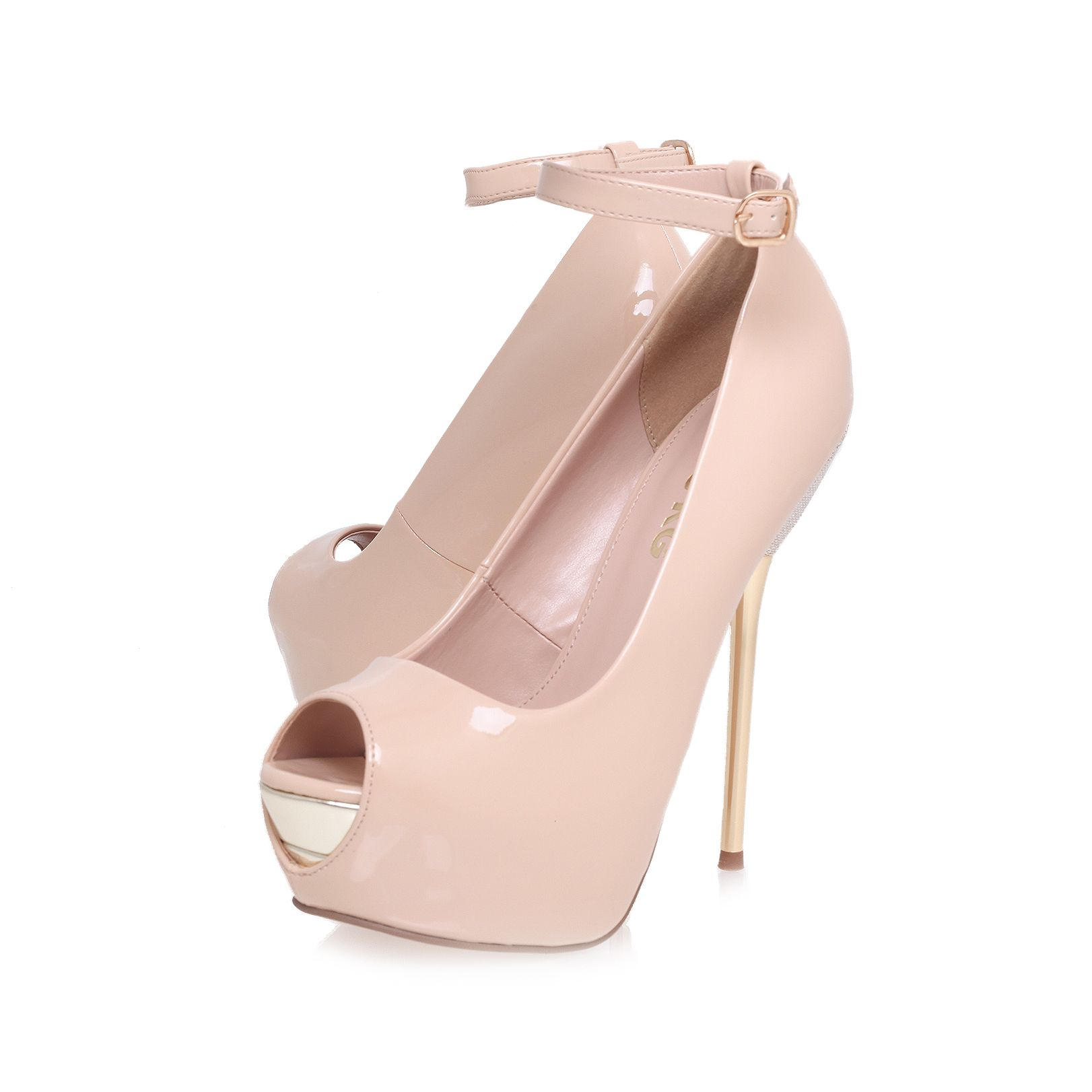 Effie high heel platform shoes