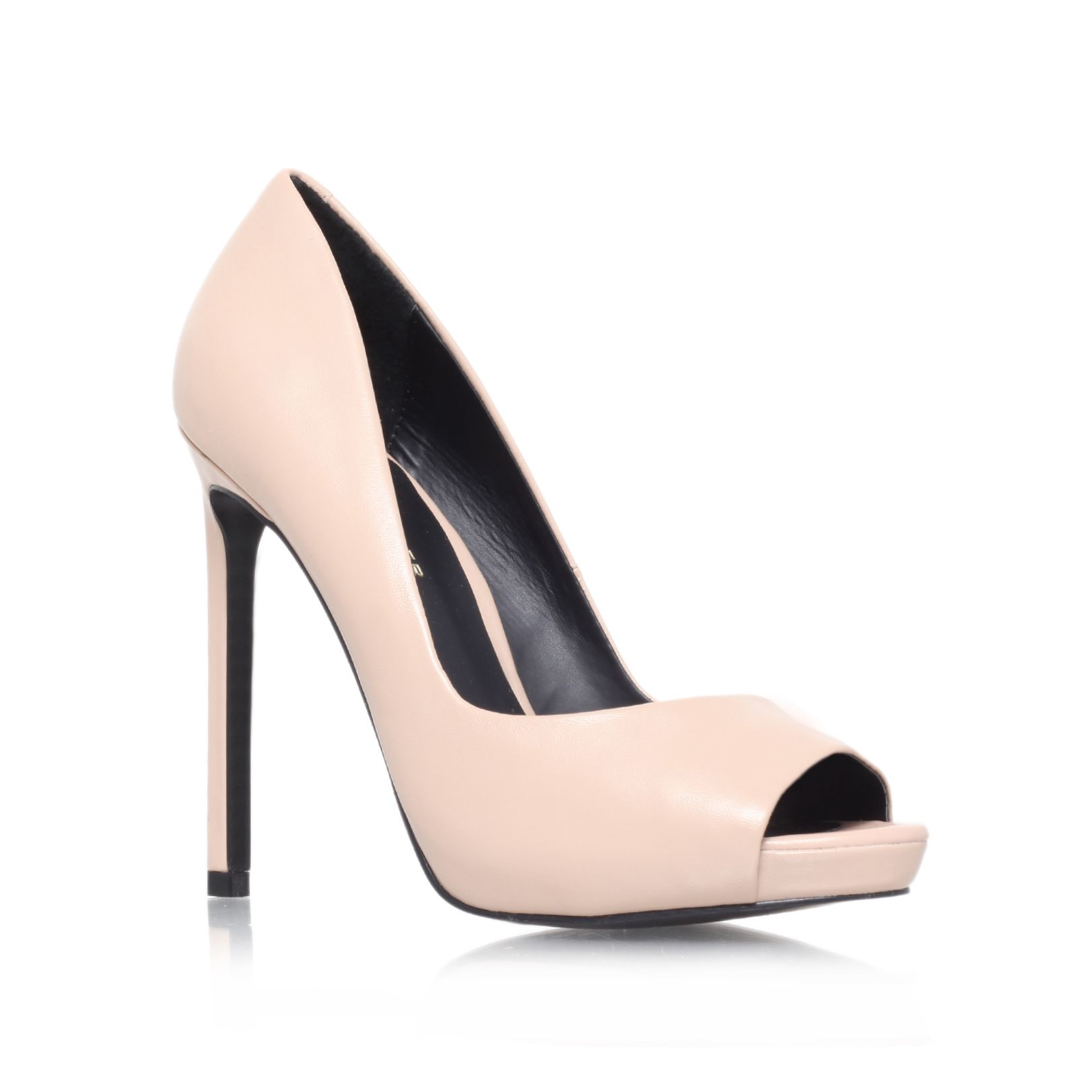 Eleri high heel court shoes