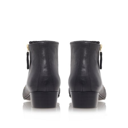 KG Sally low heel ankle boots