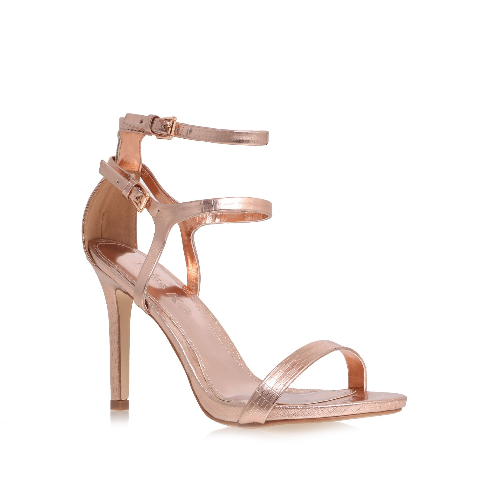 Emelie high heel sandals