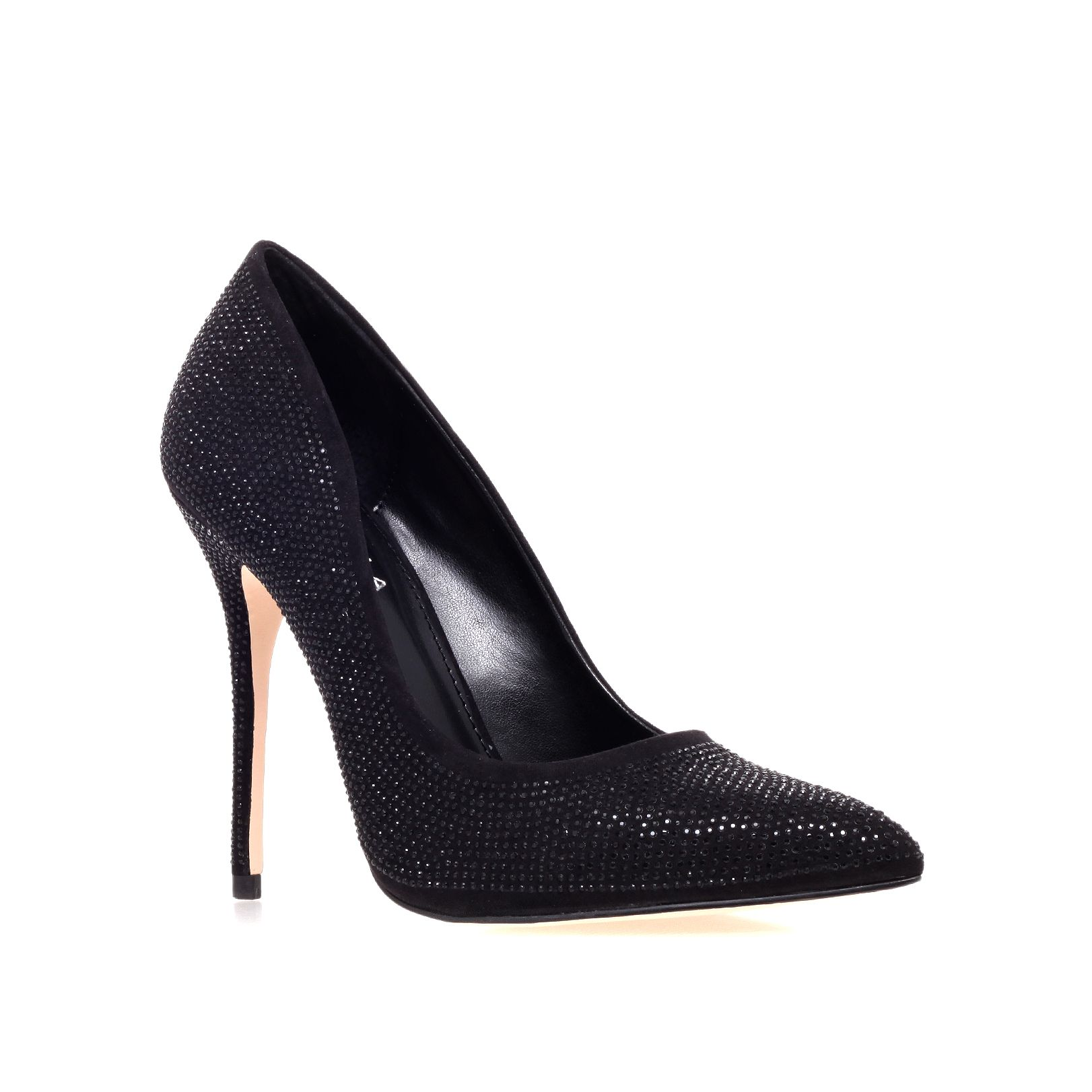 Gracious high heeled court shoes