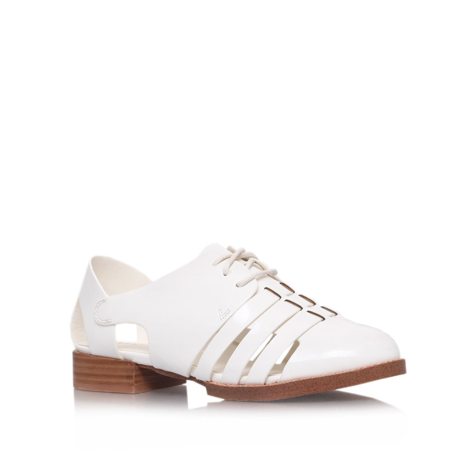 Noah flat lace-up shoes